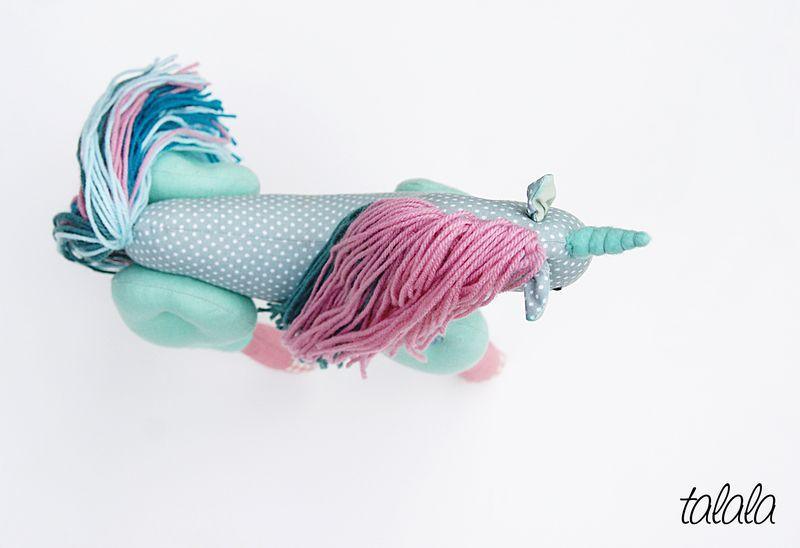 Ruchome stawy handmade koń