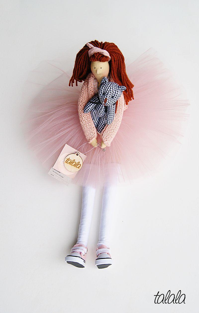 Spersonalizowane lalki handmade
