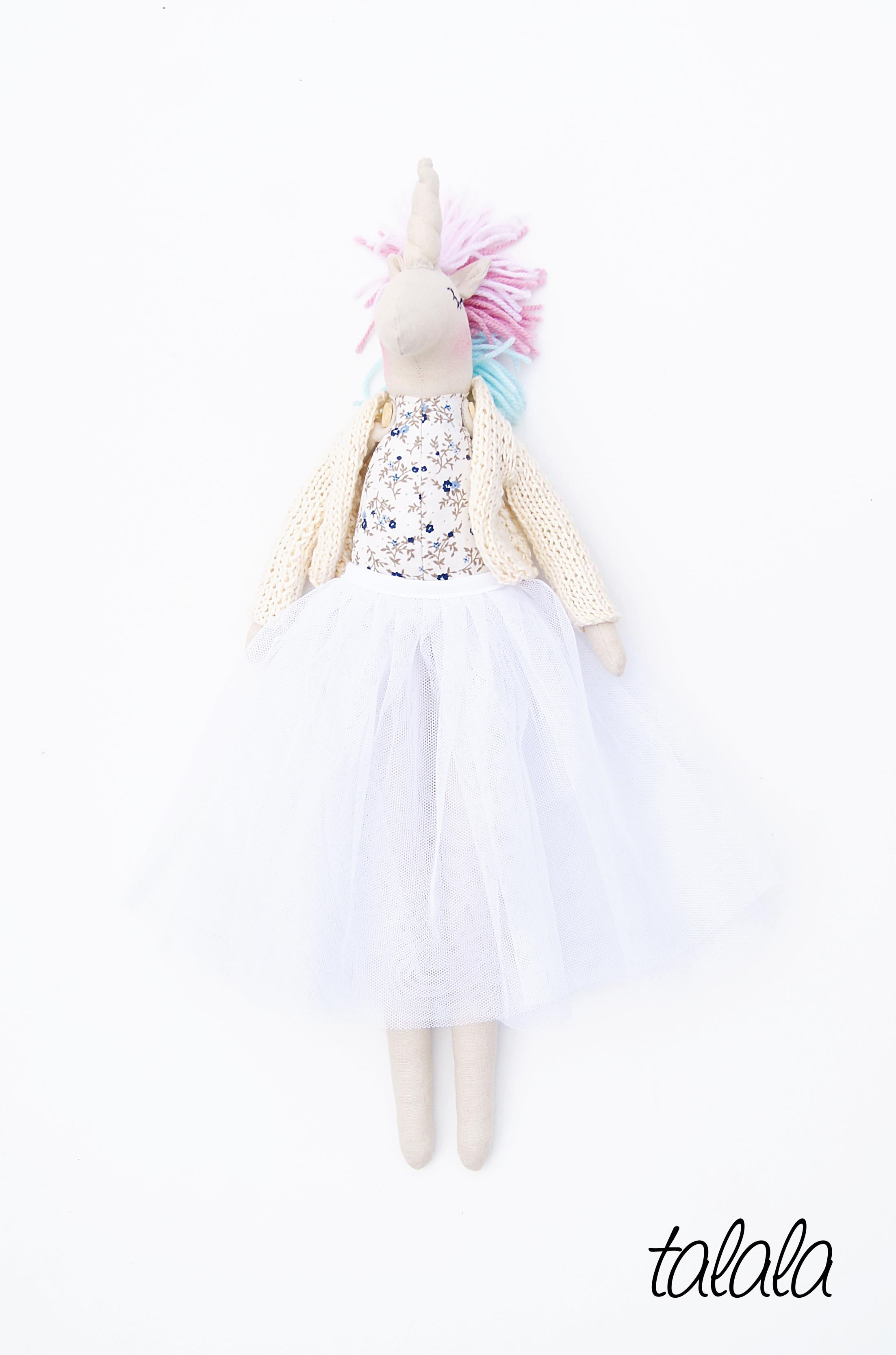 Rękodzieło polski Handmade lalki