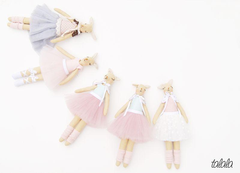 szmacianki polskie lalki
