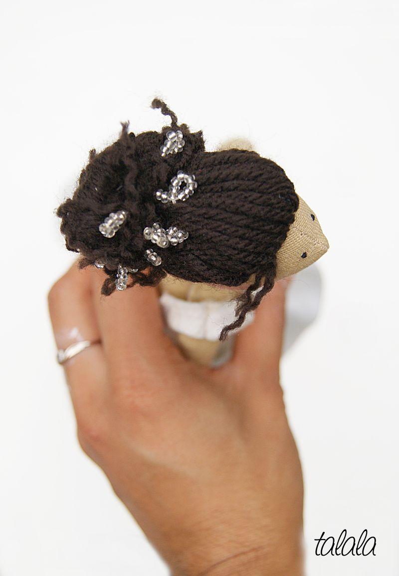 Lalki ręcznie robione Handmade