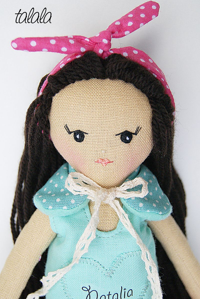 unikatowe lalki