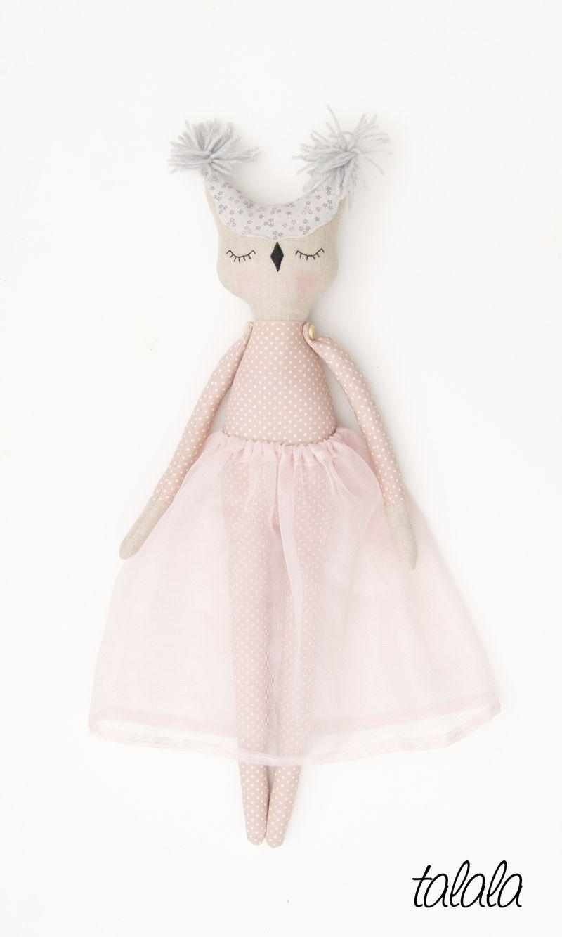 ręczeni robiona lalka