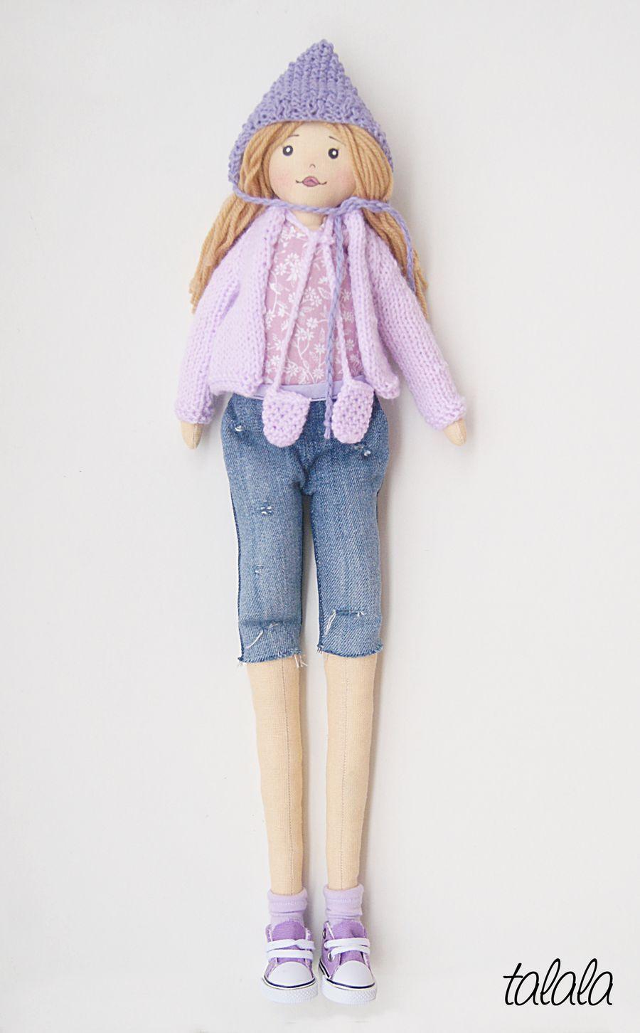 rękodzieło polskie lalki