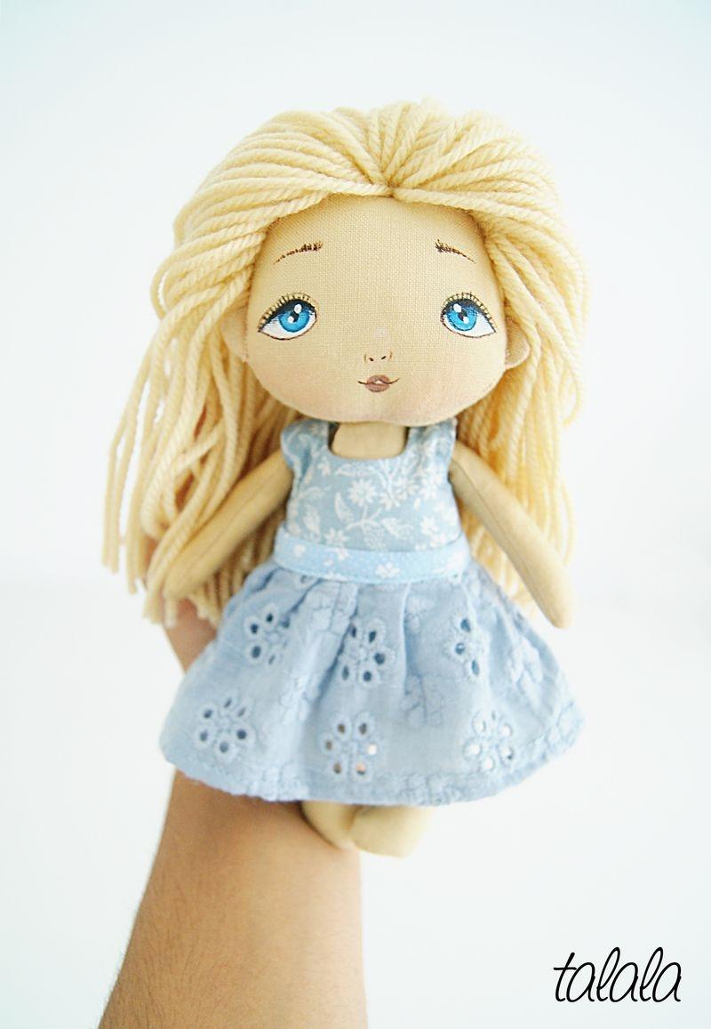 Rękodzieło lalki