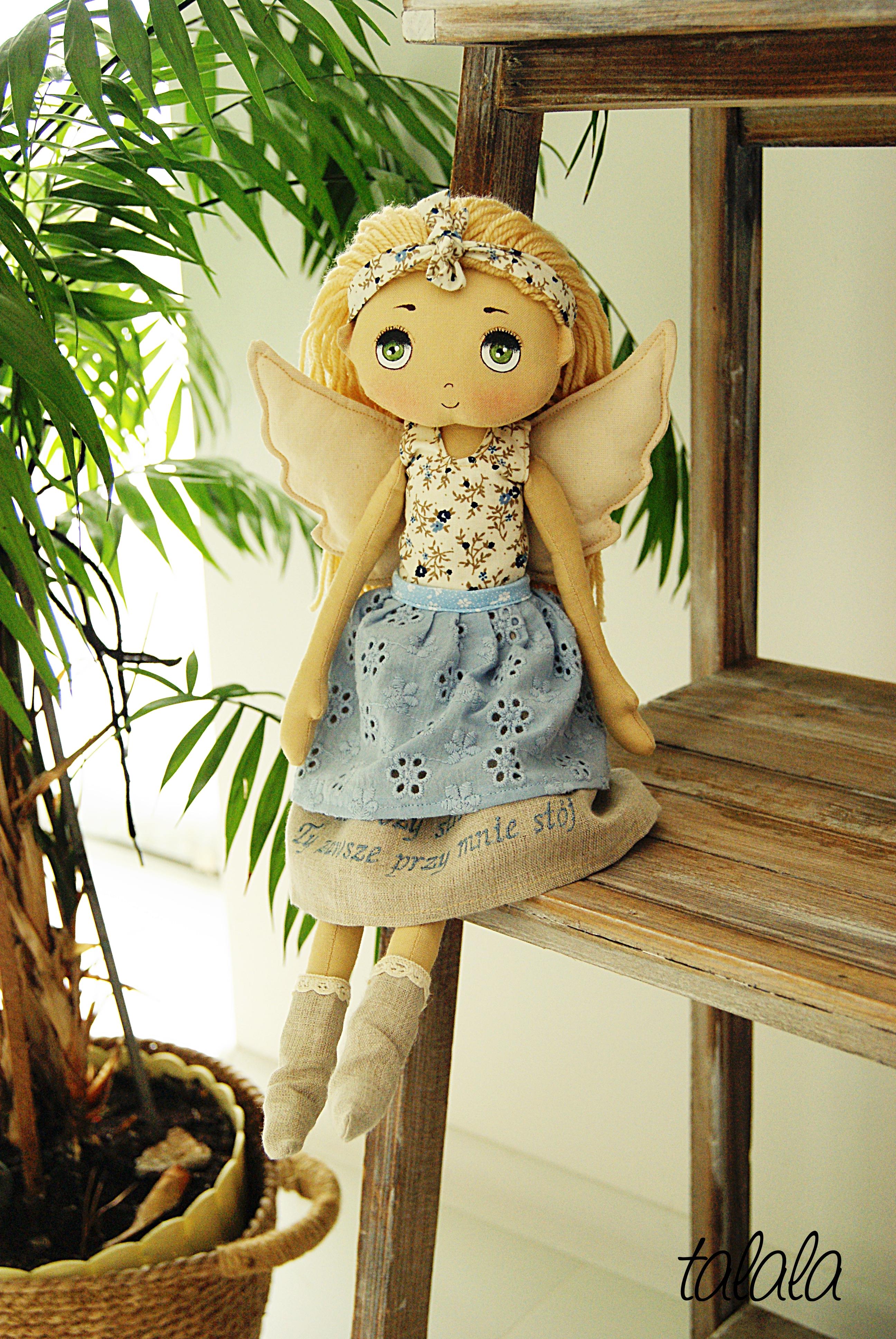 Sklep z lalkami rękodzieło