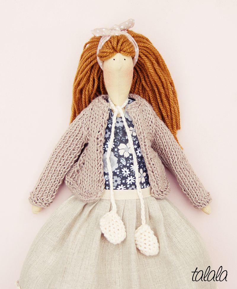 Zimowa lalka