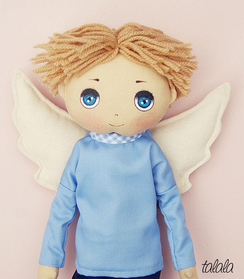 Anioł dla chłopca, lalkarstwo