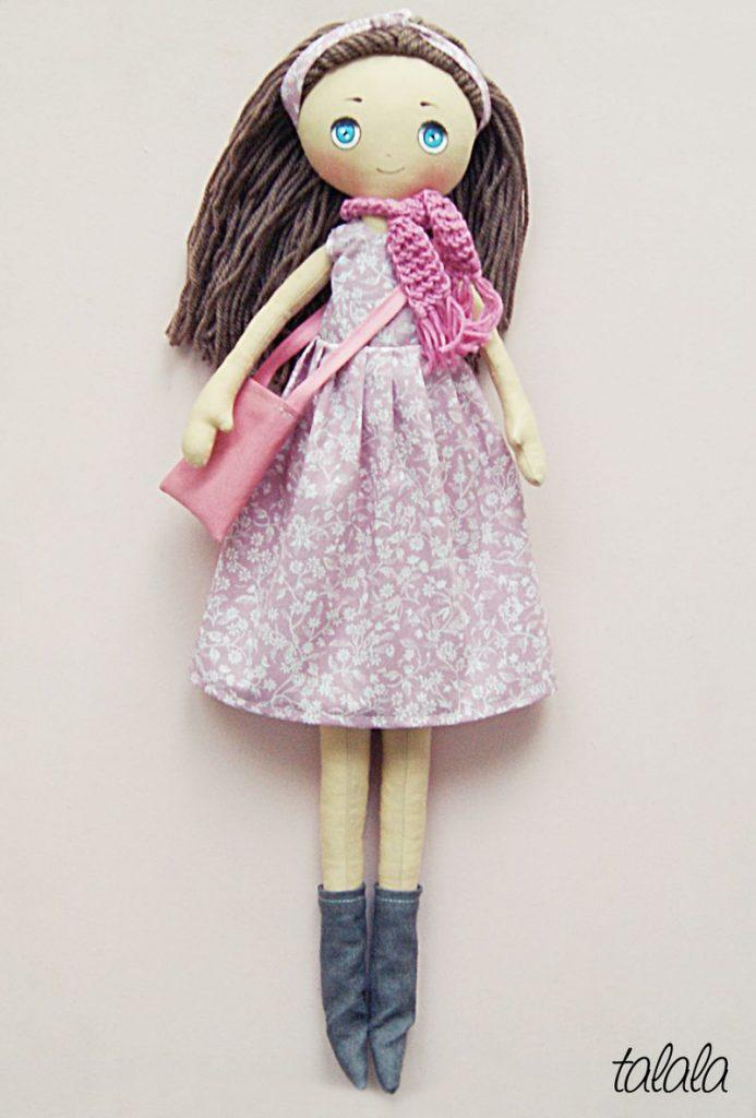 polskie szmaciane lalki