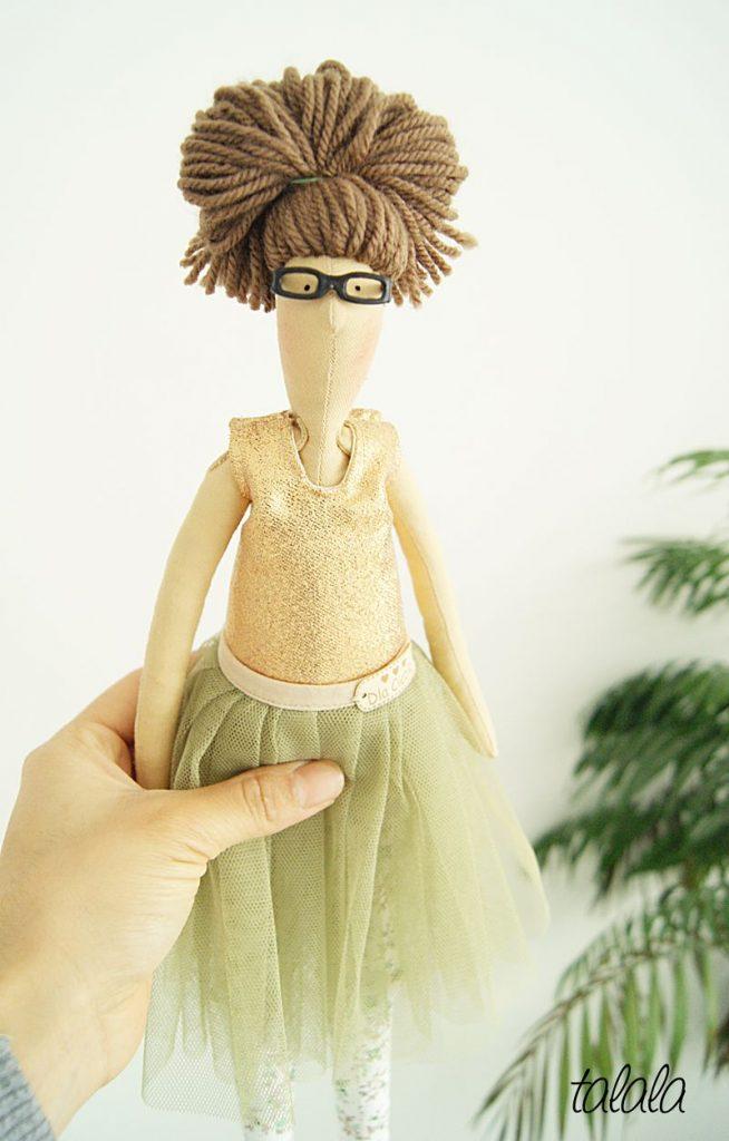 tilda lalka na aukcje charytatywną
