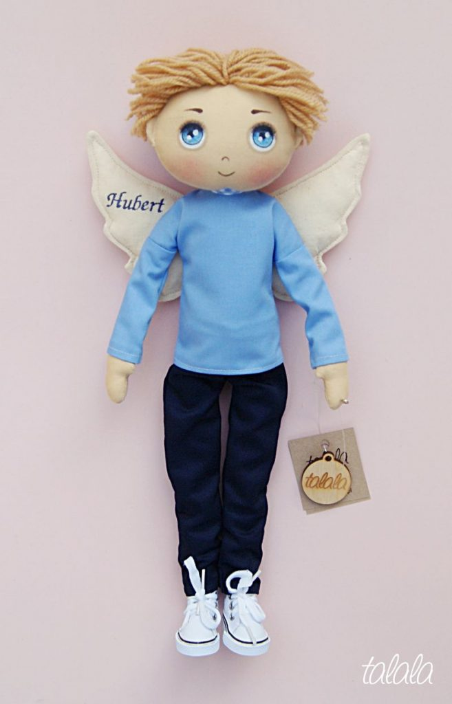 Anioł Stróż dla Huberta