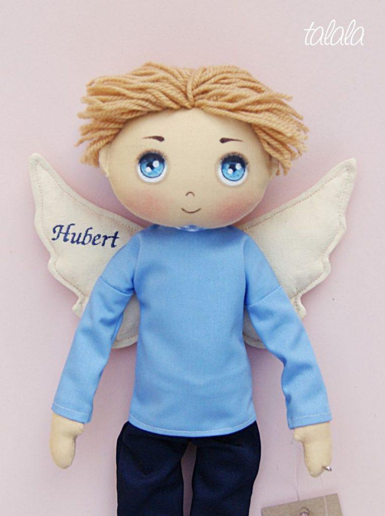 Anioły i lalki z imieniem