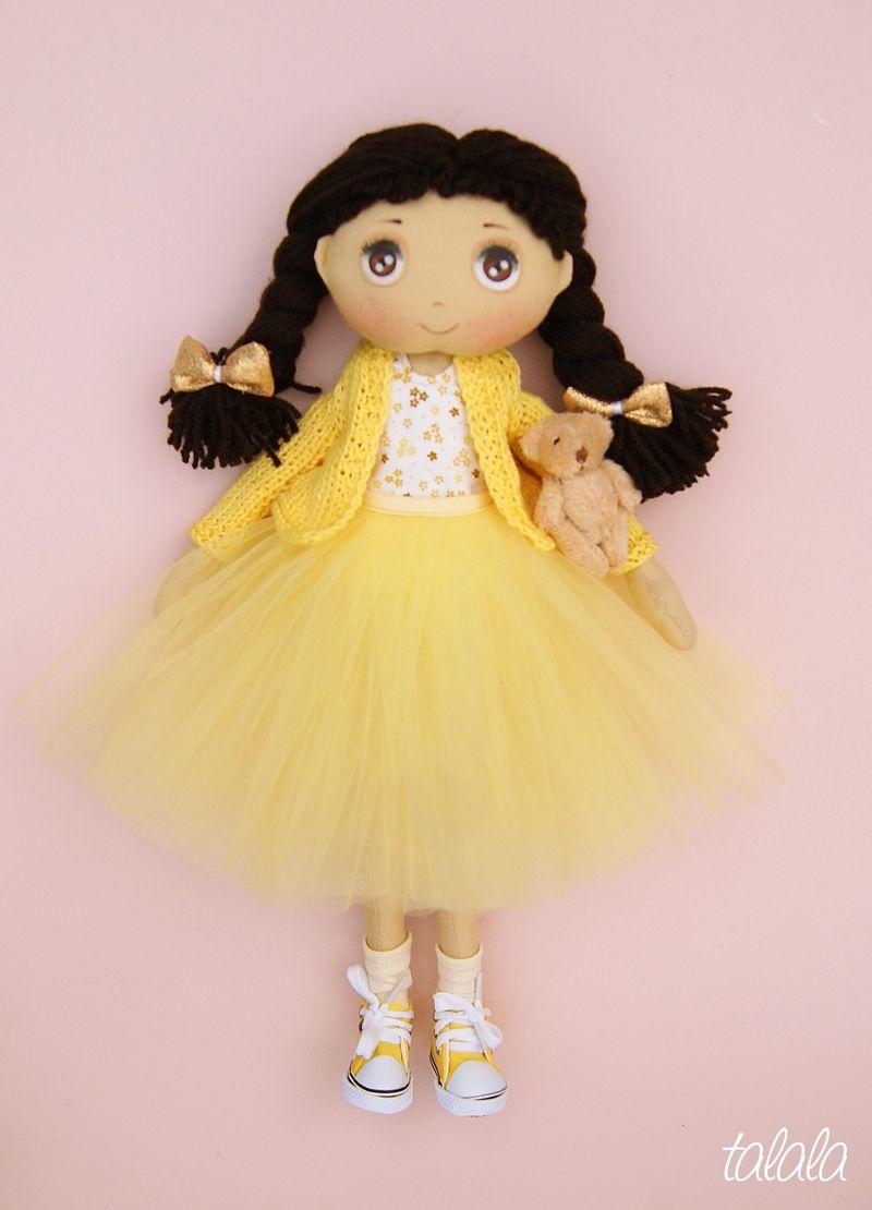 lalka dla dziewczynki