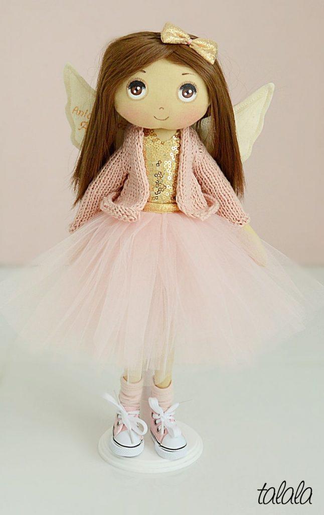 Anioły i lalki