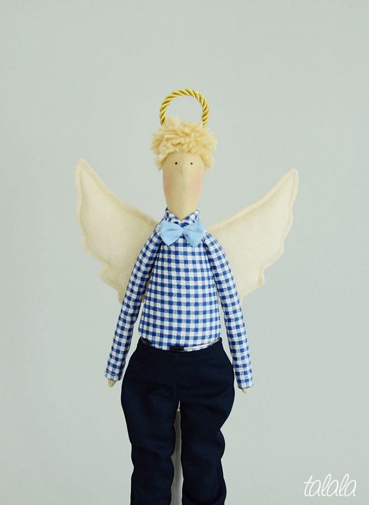 Anioł stróż lalka