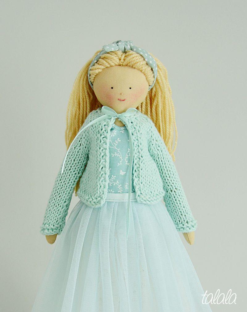 miętowa lalka