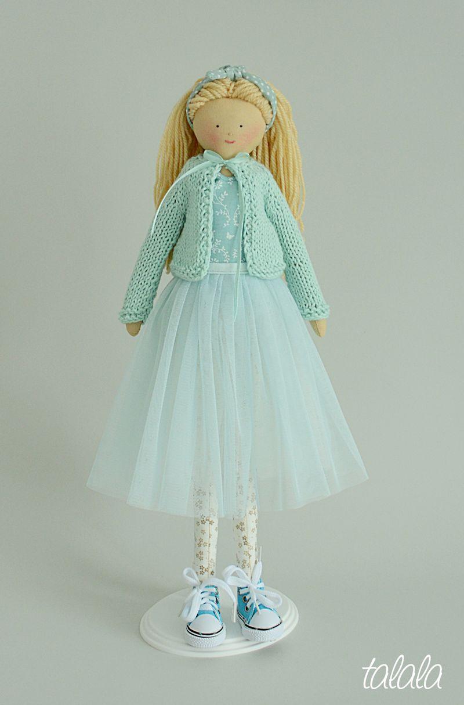 piękna lalka