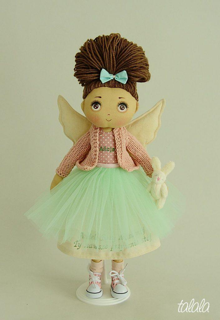 Aniołek Stróż lalka