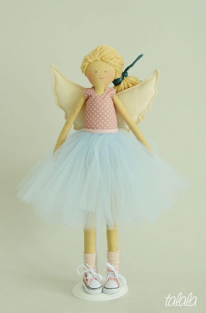 Aniołek handmade