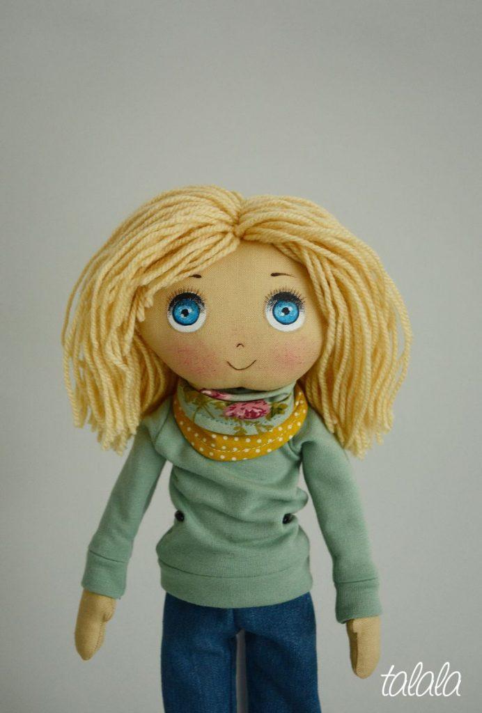 lalka z imieniem
