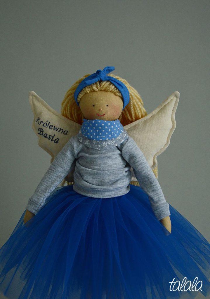 Anioł lalka na prezent